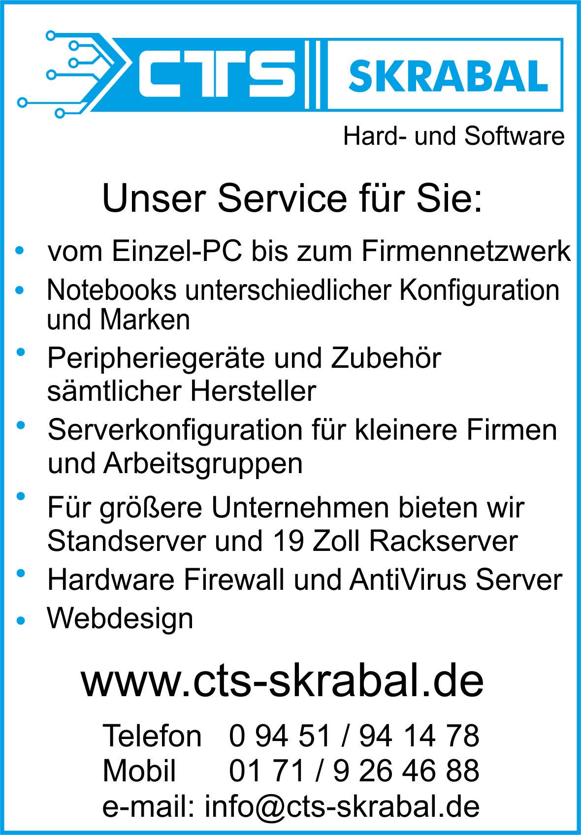CTS Hard.- und Software Christoph Skrabal